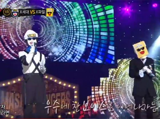 King of Masked Singer by kim hee-chul
